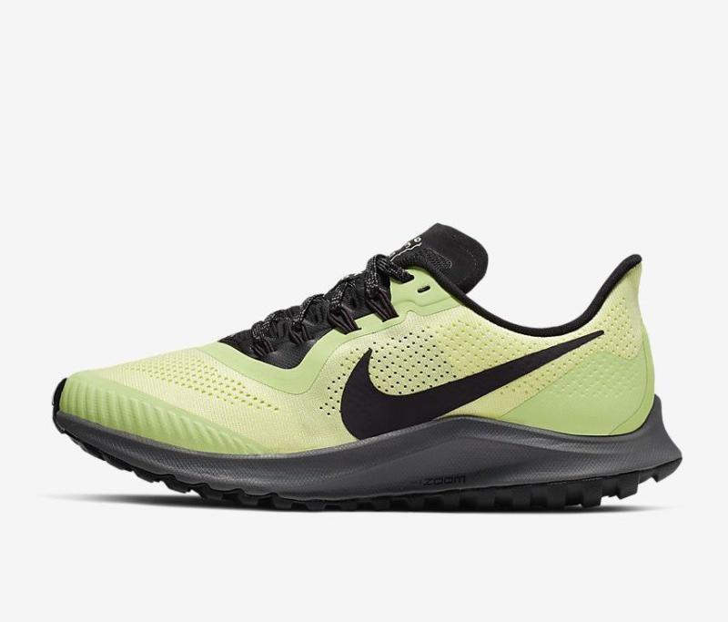 Air Zoom Pegasus 36 Women's Trail Running Shoes. Image via Nike.
