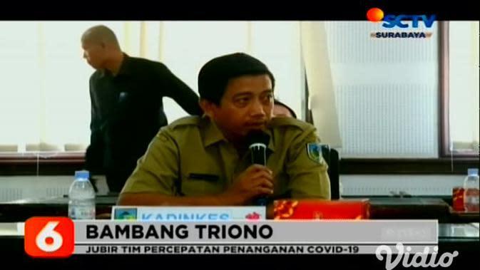 VIDEO: Pulang dari Bogor, Warga Blitar Dirawat di RSUD Pare Terkait Corona Covid-19