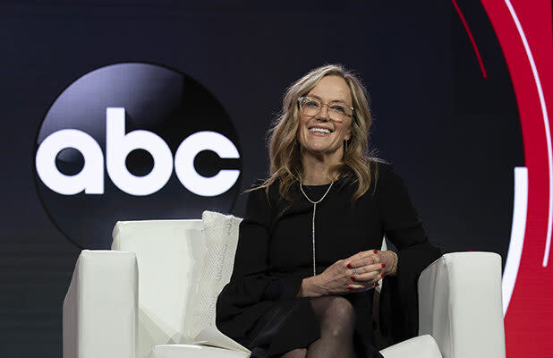 ABC Boss Karey Burke on Network's Fall Schedule and the Possibility of a Virtual Emmys