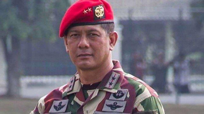 Jokowi Tunjuk 2 Jenderal Eks Kopassus Tangani Daerah Terparah Corona