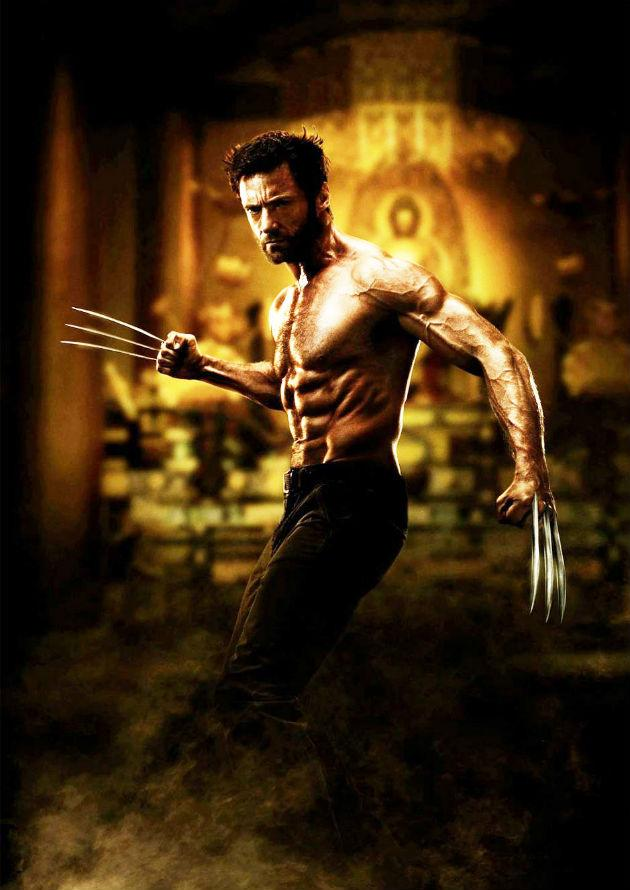 Wolverine poster is not faked, says Jackman
