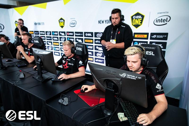 Astralis juarai ESL Pro League Season 12: Eropa usai kalahkan Na'Vi