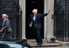 Johnson tuding EU rencanakan untuk 'memblokir' pangan ke Inggris