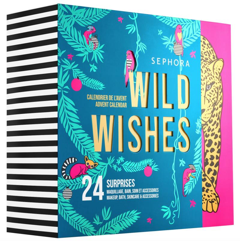 Wild Wishes Advent Calendar. Image via Sephora.