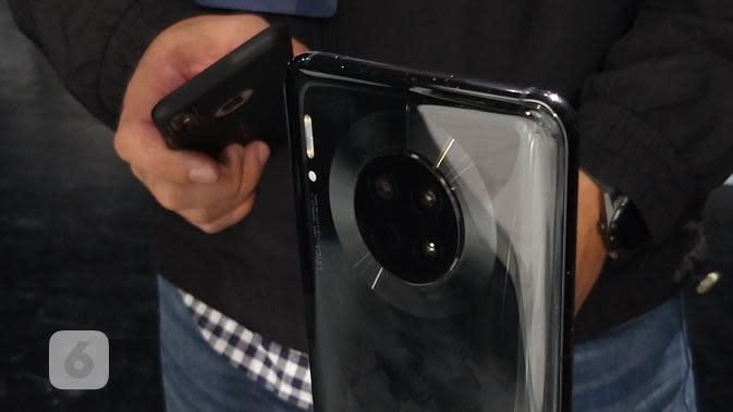 Huawei Mate 30 Series. Liputan6.com/Ilyas Praditya
