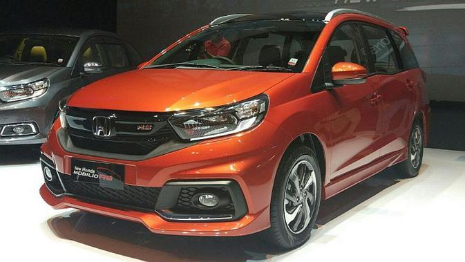 Honda Mobilio terbaru hadir lebih segar (Gesit/Liputan6.com)