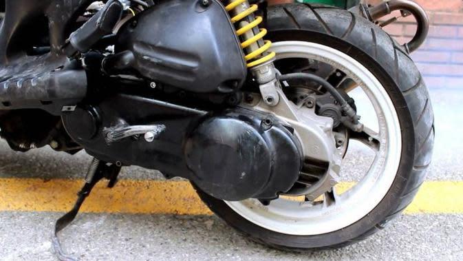 CVT Motor Matik Berisik di Musim Hujan, Cek Komponen Ini