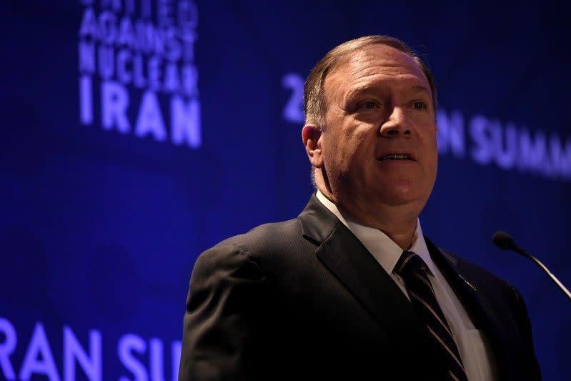 AS tidak lagi perpanjang keringanan sanksi fasilitas nuklir Iran
