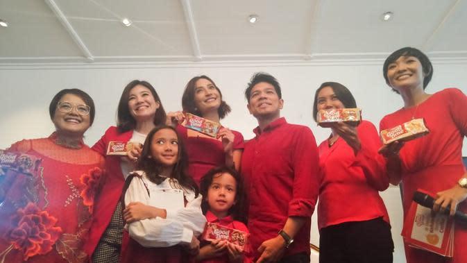 Good Time, ajak keluarga Indonesia bagikan momen berharga bersama keluarga dengan lebih seru. (Foto:Iffah Nurahmah)