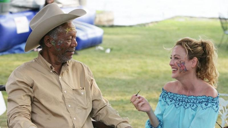Morgan Freeman in The Magic of Belle Isle