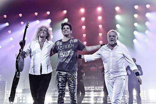 They Are the Champions: A Queen + Adam Lambert Timeline