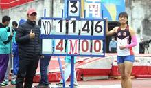 全田賽》沈怡如破懸16年大會紀錄 李奎龍破大會三連霸到手