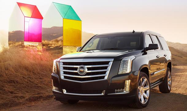 Cadillac reveals the 2015 Escalade, new lord of the bling ring