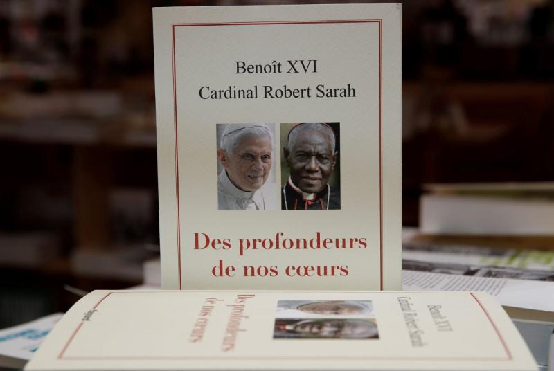 Amid Benedict book controversy, Vatican officials see need for rules on ex-popes