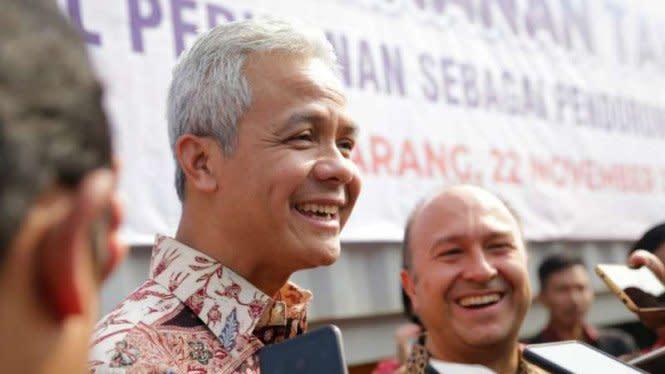 Ganjar Kritik Wakil Ketua DPRD Tegal: Jadi Contoh Pemimpin Buruk