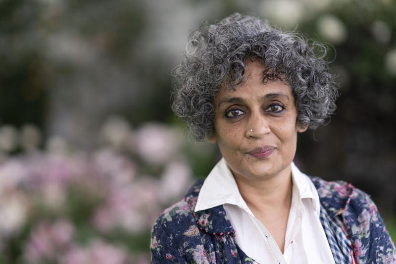 Arundhati Roy (Photo by David Levenson/Getty Images)