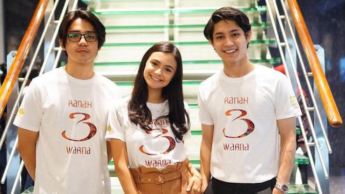 Teuku Rassya membocorkan tentang peran yang dimainkan dalam film Ranah 3 Warna (Instagram/teukurassya)