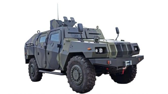 VIVA Militer: Kendaraan Khusus Komodo 4x4 Recon