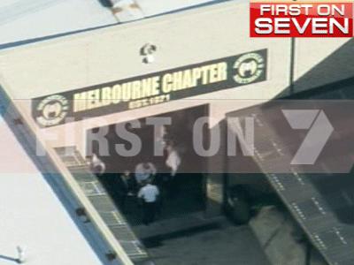 Drugs, firearms seized in bikie clubhouse raid