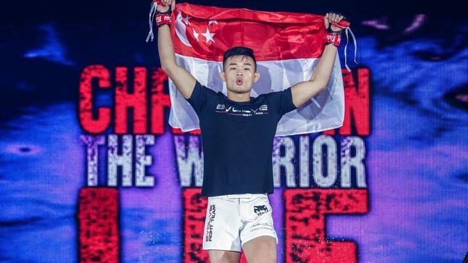 "Christian ""The Warrior"" Lee (Foto: One Championship)"