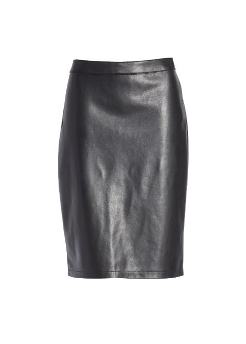Cupcakes and Cashmere Faux Leather Pencil Skirt (Photo: Nordstrom)