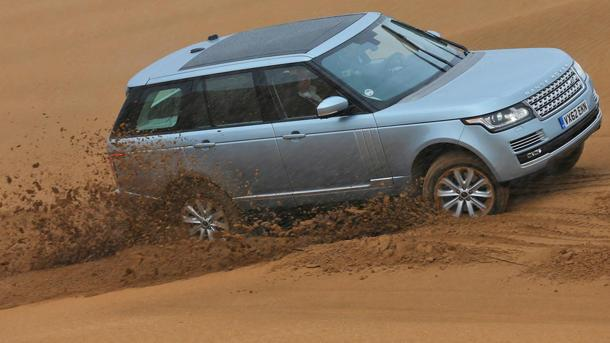 Is the 2013 Range Rover the world's best SUV? Motoramic TV