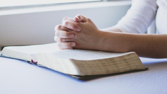 Kata Bijak Rohani Kristen (Sumber: Pixabay)