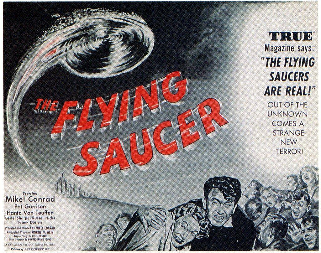 """<p><strong><em>The Flying Saucer</em></strong></p><p>C.I.A. agent Mike Trent (Mikel Conrad) uncovers more than he was expecting when he is sent to Alaska to investigate several U.FO sightings.</p><p><a class=""""body-btn-link"""" href=""""https://www.amazon.com/Flying-Saucer-First-Feature-Film/dp/B07PQ1N29B/?tag=syn-yahoo-20&ascsubtag=%5Bartid%7C10055.g.29120903%5Bsrc%7Cyahoo-us"""" target=""""_blank"""">WATCH NOW</a></p>"""