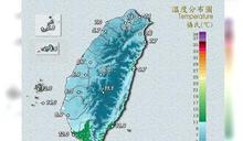 「輻射冷卻發威」台灣變成凍番薯 氣象局:天空愈晴朗就愈冷