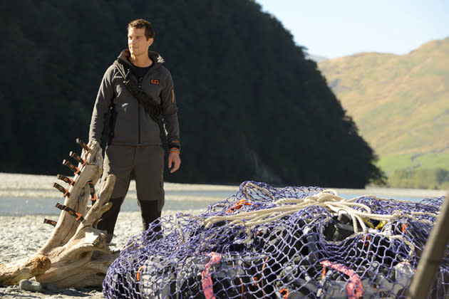 Bear Grylls on survival myths and mistakes