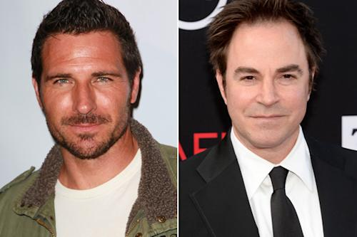 'Eureka's' Ed Quinn, 'Revenge' Alum Roger Bart to Play Potential Valentines on 'The Exes' (Exclusive)