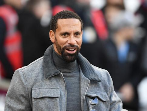 Former Manchester United player Rio Ferdinand is a shareholder in Prenetics. Photo: EPA-EFE