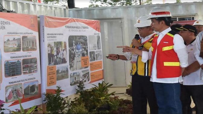 Pemerintah segera memulai pembangunan jalan tol Trans Sumatra ruas Banda Aceh-Sigli. (Foto: Dok Sekretariat Presiden)
