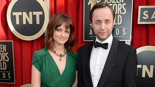 Alexis Bledel and Vincent Kartheiser Wed!