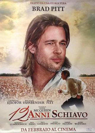 Italian '12 Years a Slave' Posters Cap Off Bizarre Year of Movie Ad Controversies