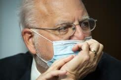 Semua negara bagian di AS diminta salurkan vaksin Covid-19 paling lambat 1 November