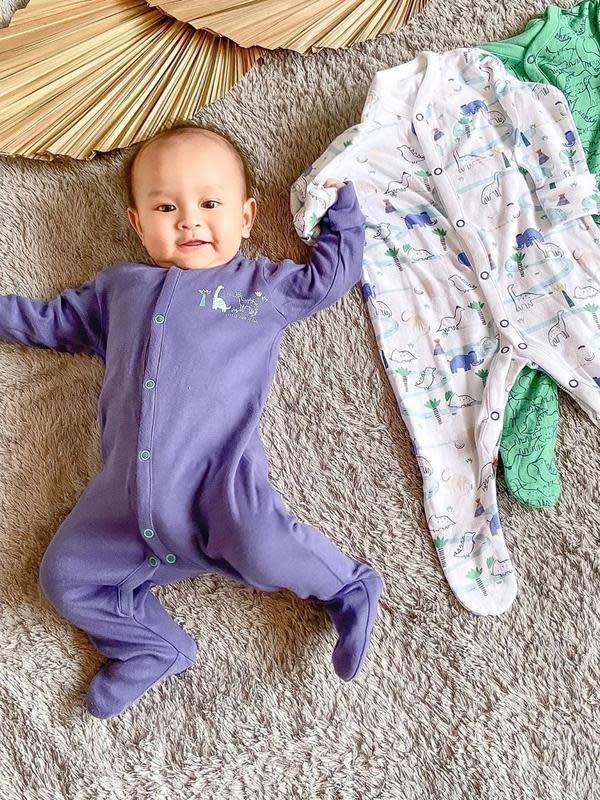Baju lebaran anak. (Foto. Dok. Mothercare)