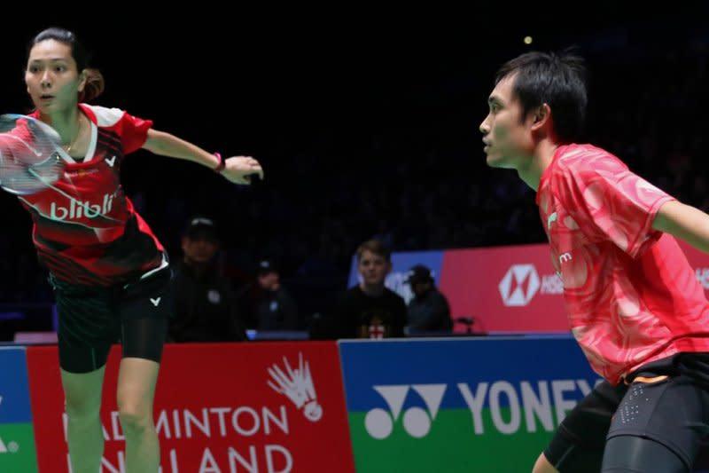 Babak pertama Fuzhou China Open, Hafiz/Gloria belum mampu atasi He/Du