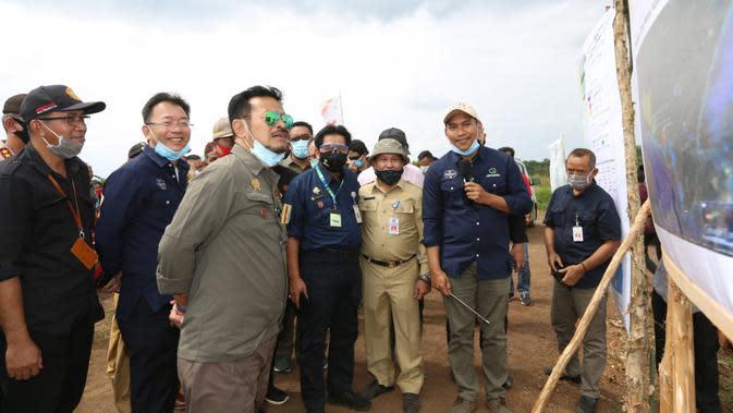 Mentan Syahrul Yasin Limpo (SYL) (Istimewa)