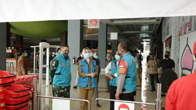 Empat Mal di Kota Tangsel Ajukan izin Operasi Usai PSBB