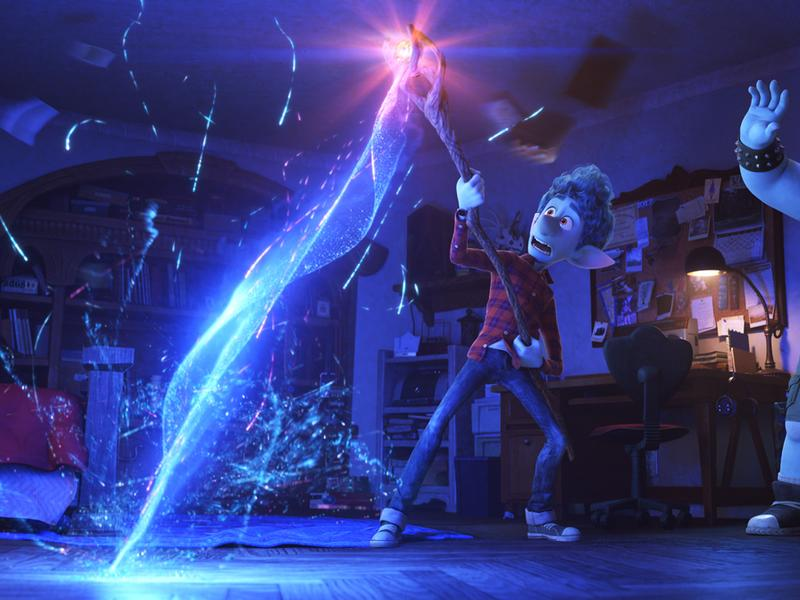魔法的「光」元素
