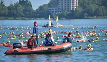 中央指導做好準備 日月潭萬人泳渡如期登場