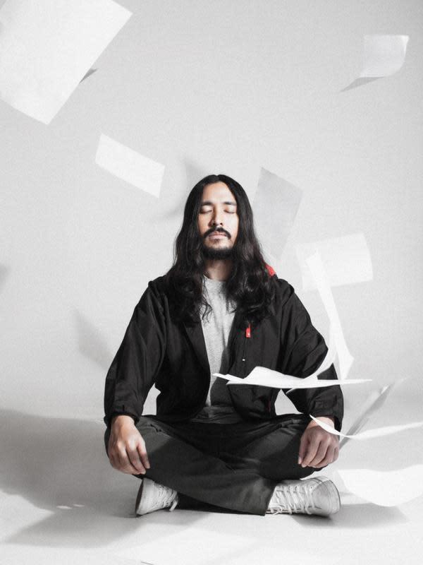 Marcello Tahitoe yang sempat akrab disapa Ello. (Sony Music Indonesia)