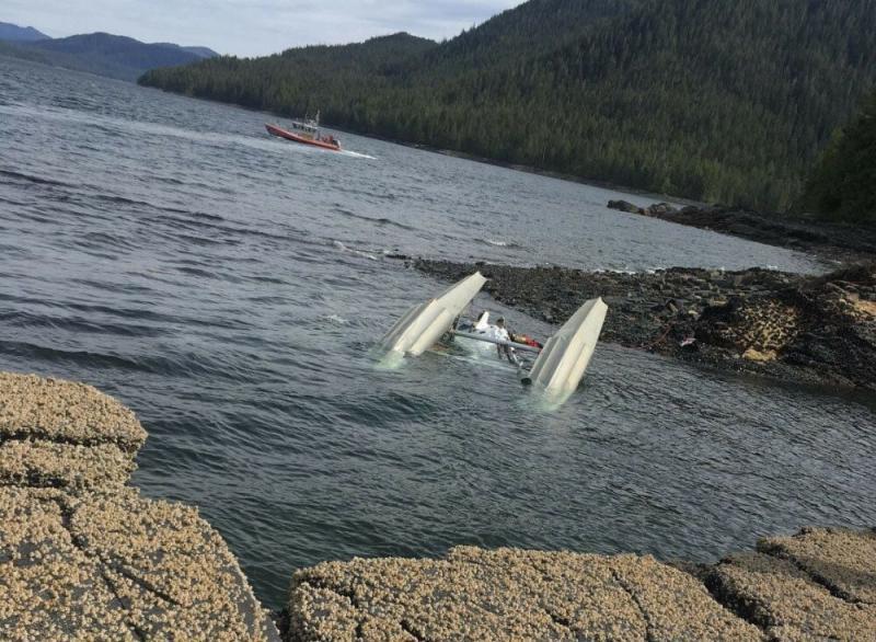 Australian among the missing in seaplane tragedy in Alaska