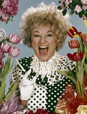 The story of Phyllis Diller's hair