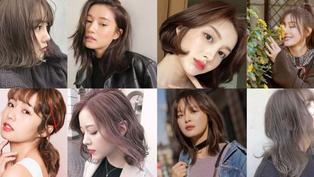 【2019熱門回顧】2019年最受歡迎髮型關鍵字:中短髮、小臉馬尾、柚子剪、摩卡裸棕...年前大改造就趕這波