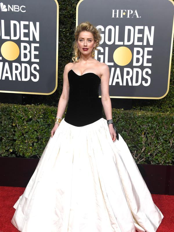 Amber Heard (Frazer Harrison / GETTY IMAGES NORTH AMERICA / AFP)