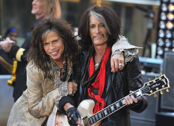 Joe Perry: Aerosmith Are 'Getting Along Better Than Ever'