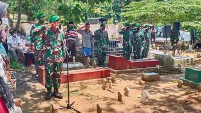 TNI Berduka, Kolonel Marinir Darno Meninggal Dunia