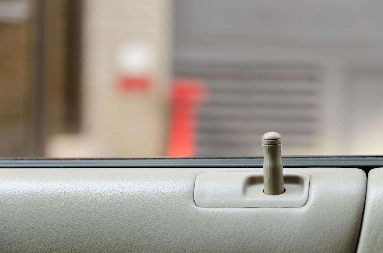 <p>If you grew up in the '70s or before then, you'll have vivid memories of your mom reminding you to manually lock your car door when you left the vehicle. And having to do a sweep of the car to make sure that they were all locked. Now anti-theft systems are standard on most cars, and lock the doors with the touch of a button.<br></p>